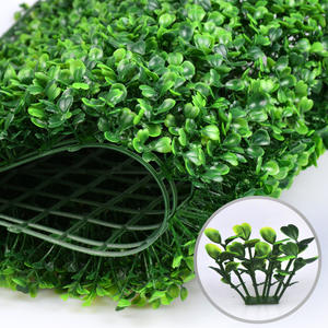 Shininglife Factory direct sales plant wall scene layout decoration supplies artificial plant wall