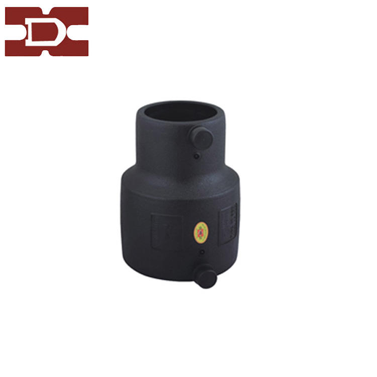 Injection Molding HDPE Electrofusion Pipe Fitting For Reducing Coupler PE100
