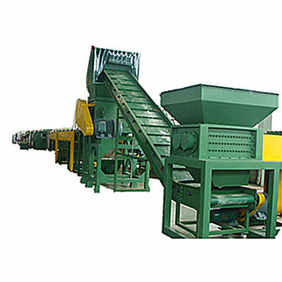 Pet Flake Waste Plastic Film Recycling Machine Unit