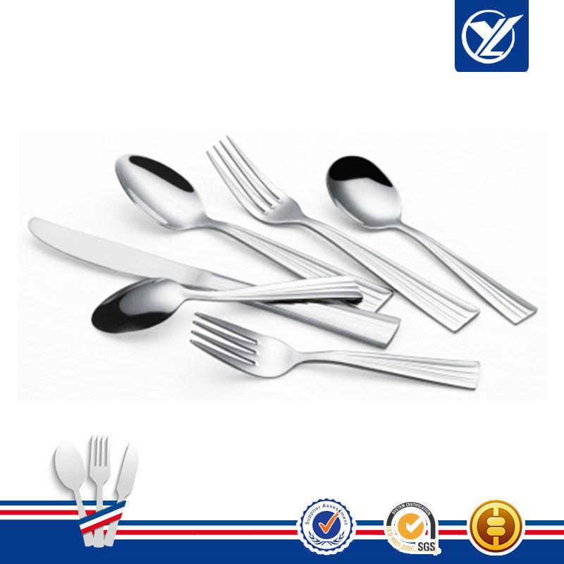 China hersteller United cutlery edelstahl Löffel/messer/Gabel china geschirr set