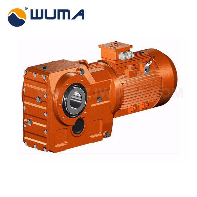 Высокое качество небольшой двигатель передачи серии K винтовой шестерни конические шестерни мотор-редуктор