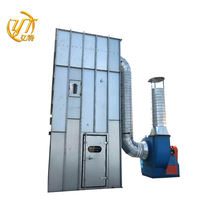 galvanized cartridge filter Wood Dust Collection for Cabinet Shop