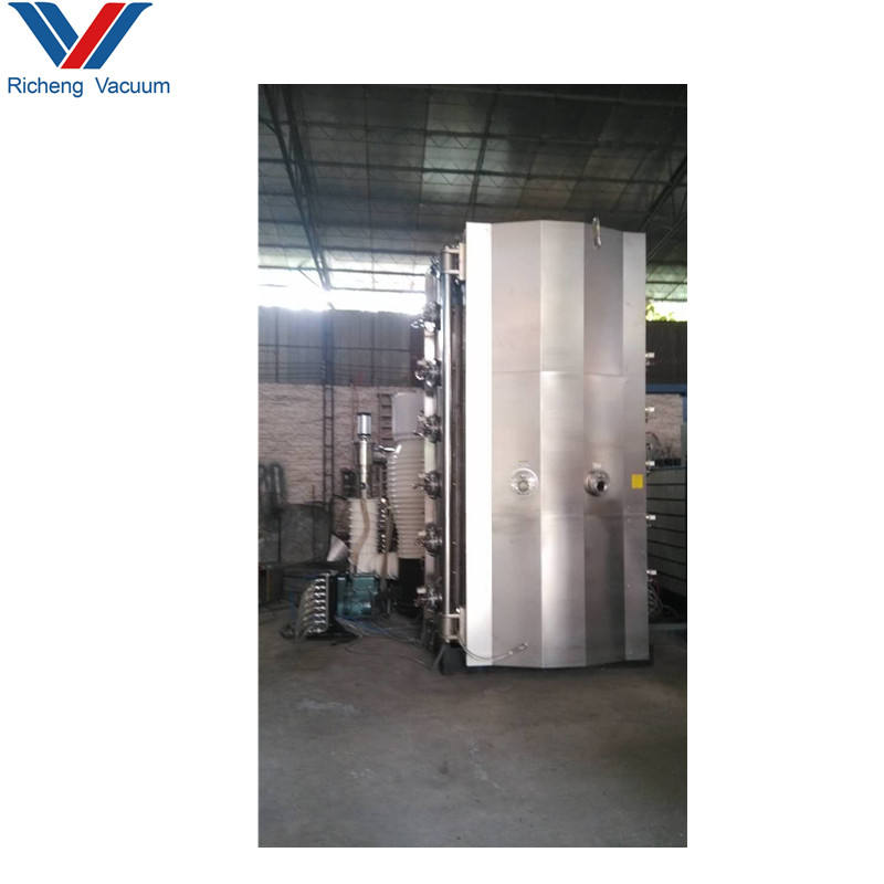 Big size pvd coating machine/pvd coating machine for stainless steel pipe