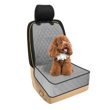 Wholesale Custom Logo Waterproof Pet Dog Car Seat Cover Car Front Seat Cover