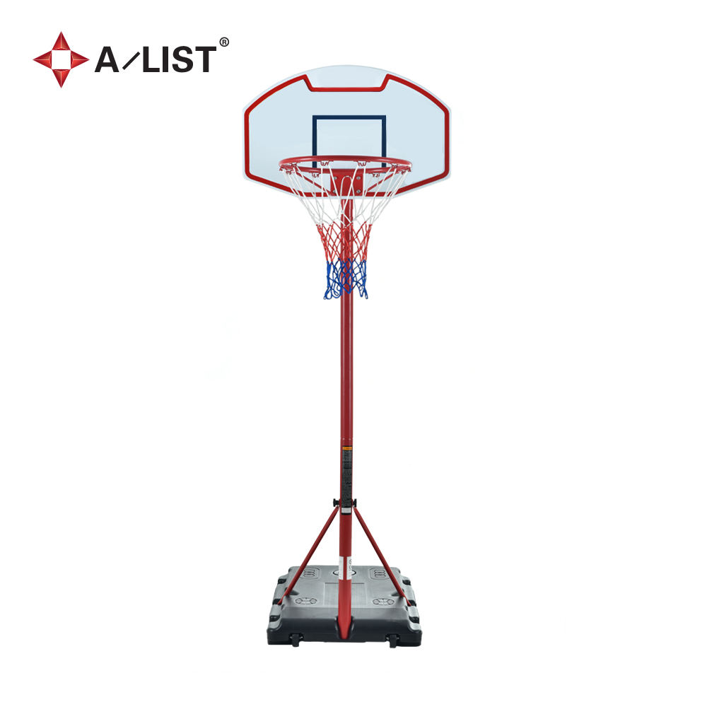 Top Sale 2019 Adjustable New Basketball Hoop Stand For Kids UV Printing