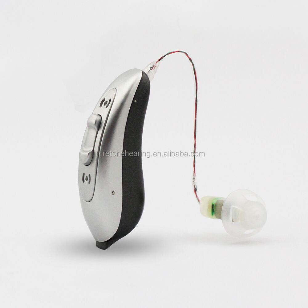 Retone world's first detachable RIC Bluetooth hearing aid