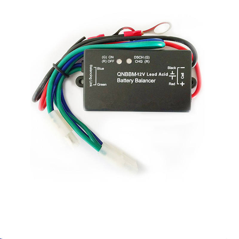 with Led Indicator 1S Battery Equalizer 12V Lead Acid Battery Balance BMS Battery GELL Flooded AGM