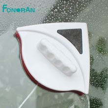 15-24mm glass professional triangle magnetic window cleaning tools