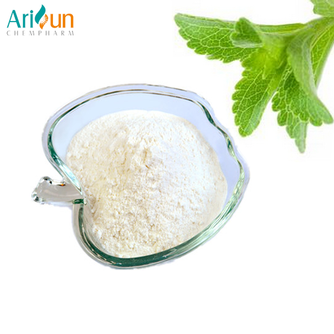 Factory Supply Stevia Extract Stevioside 98%/Stevioside RA 98% stevia extract