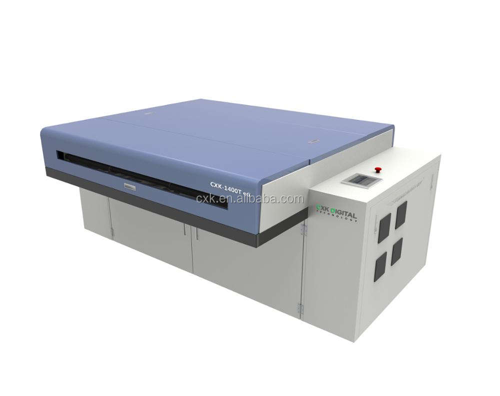 thermal ctp and UV CTP plate machine