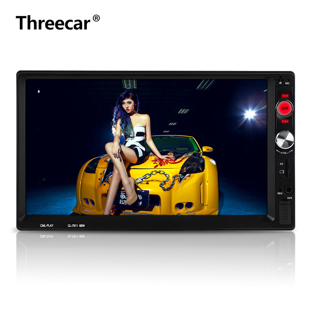7011 Auto Radio Mp5 Touch Screen Auto Audio <span class=keywords><strong>Stereo</strong></span>