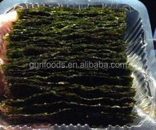 2017 best selling seasoned seaweed nori snack