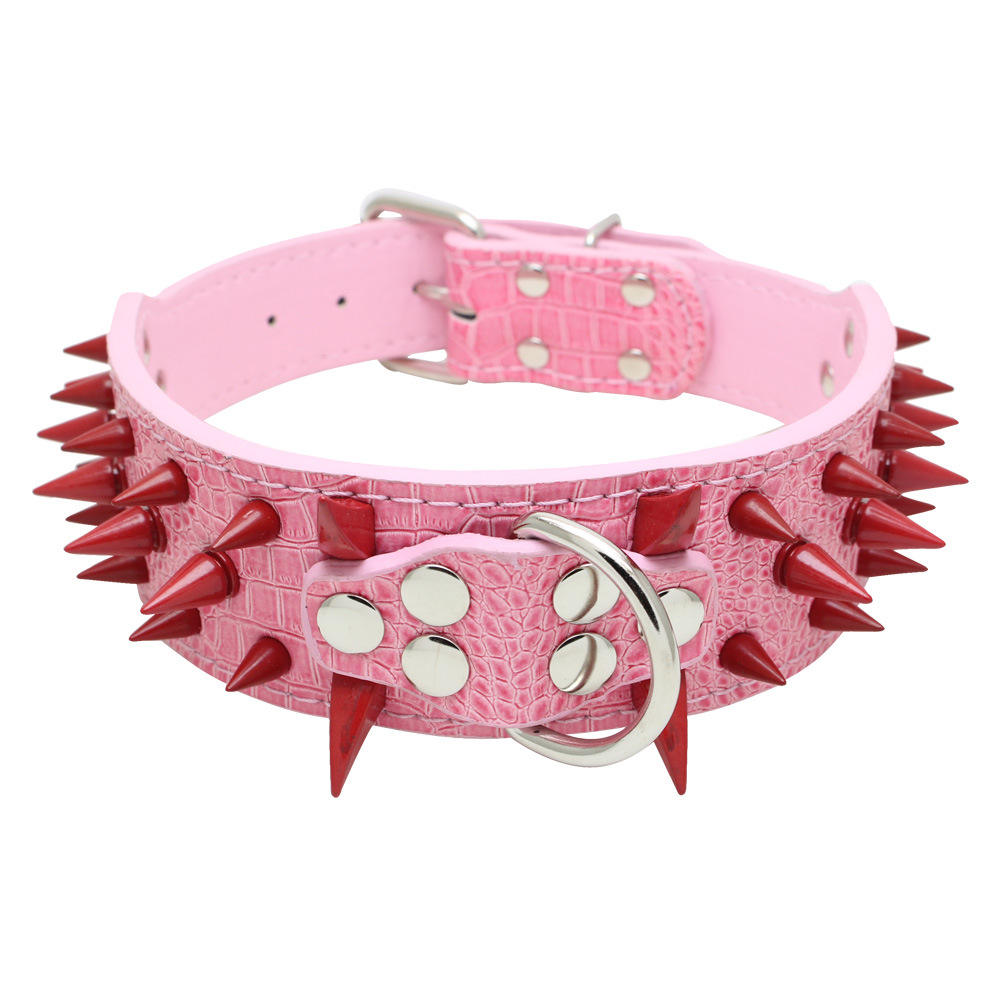 Hot Sale High Quality Dog Collar Spikes And Harness