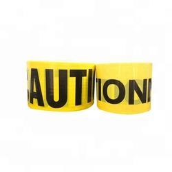 Liying Customized Safety Caution Warning Tape