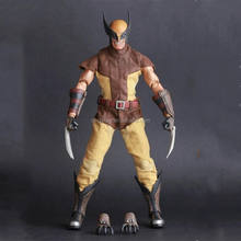 "Crazy Toys Figure Marvel Super Hero X-Men Wolveriner 12"" 1/6scale Toy action figure"