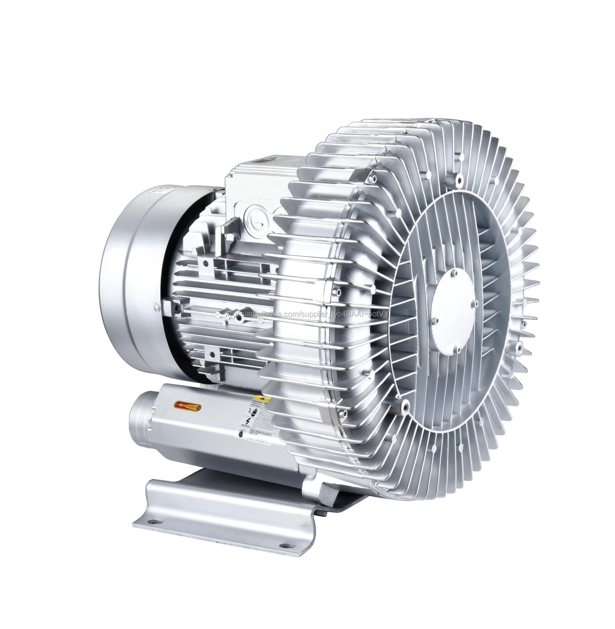 Промышленные воздуходувки <span class=keywords><strong>приложения</strong></span> и 110 В-415 В Номинальное напряжение высокого давления Электрический воздушный насос