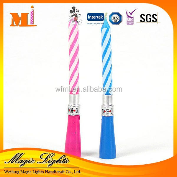 Wholesale Happy Birthday Musical Candles