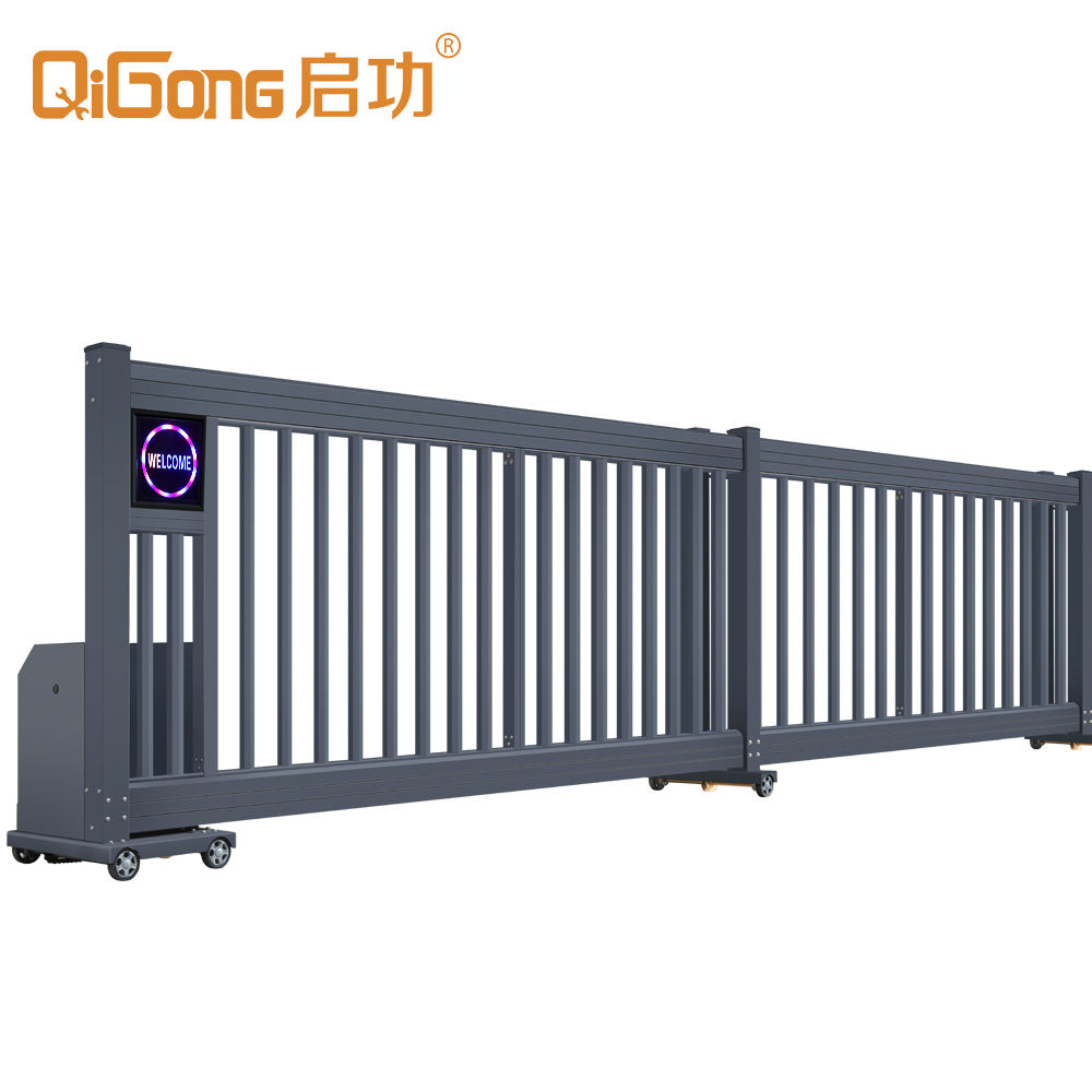 automatic cantilever gate designsand latest main gate type for sales
