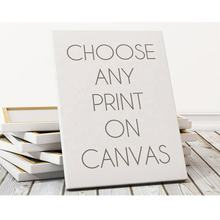 Quality Gallery Wrap Canvas Art Digital Picture Custom Canvas Print for wall