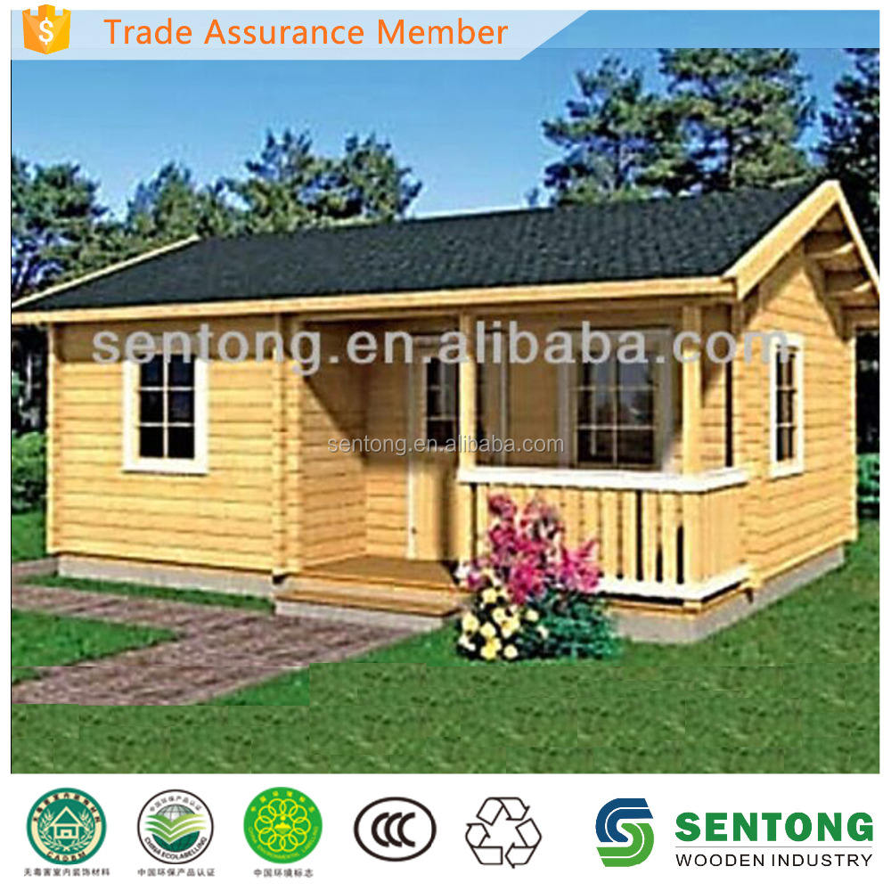 2017 Delicate Prefab Wooden Chalet for Sale STW710 for Sale