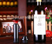 Pu Wine Gift ,New Style Fashion Deluxe Wine Opener Gift Set, Wine Set With Bamboo Box