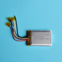 myd li ion battery 3.7v 1200mah 063450 lipo rechargeable battery li-ion 063450a 3.7v 1200mah