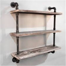 1/2'' 3/4'' wall Shelving Unit from Brick House for furniture table legs and shelf