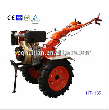 HT-135 10HP Adjustable Handlebar Tractor Machines