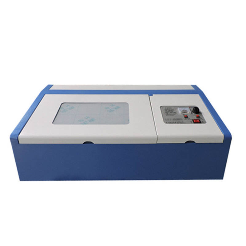 low price 50w co2 laser engraving and cutting machine for wholesalers