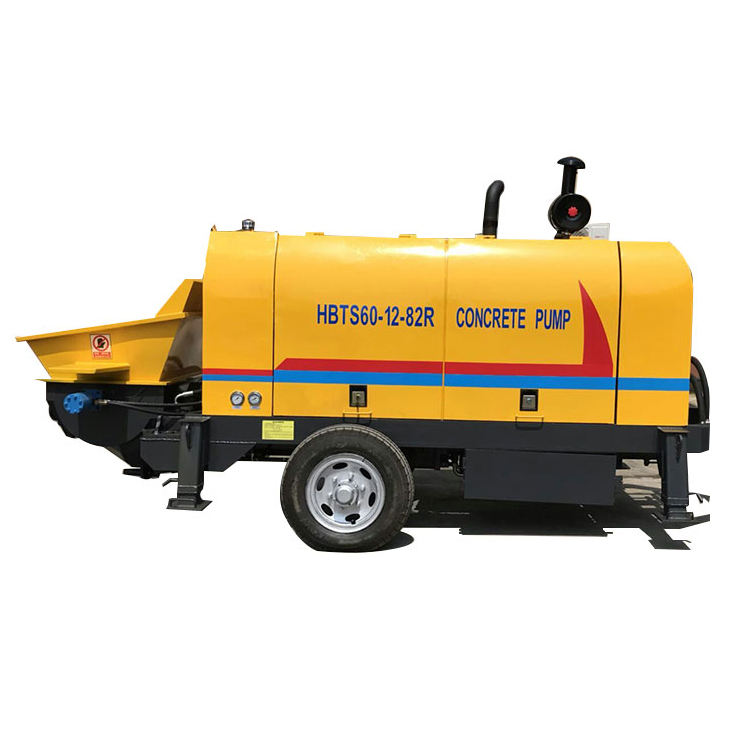 hot sale cement electric schwing concrete pump spare parts mobile concrete pump