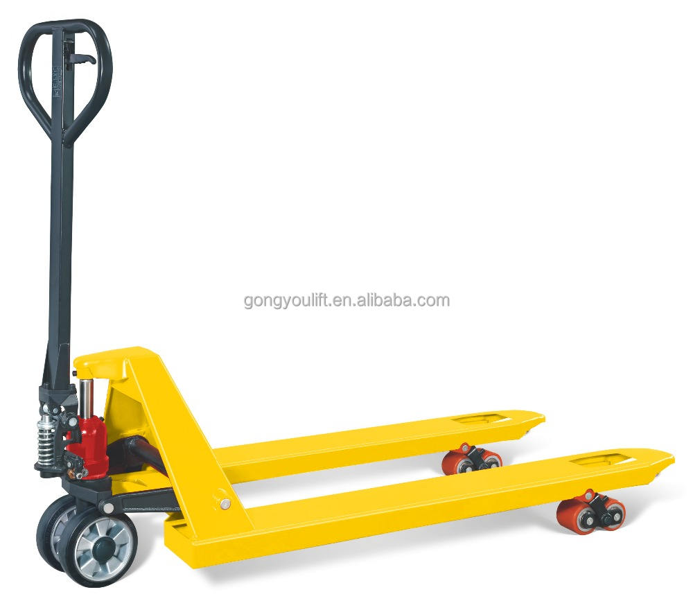 Hot sales hand manual hydraulic forklift pallet truck with CE