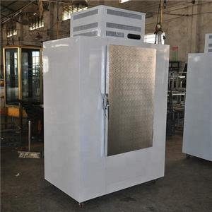 Made in Guangzhou ice storage bagged merchandiser and freezer