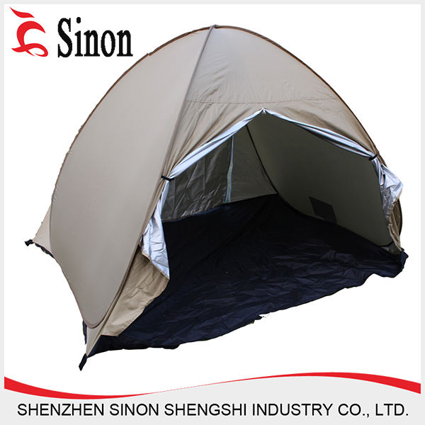 Cotton canvas tent Polyester dome tents for sale