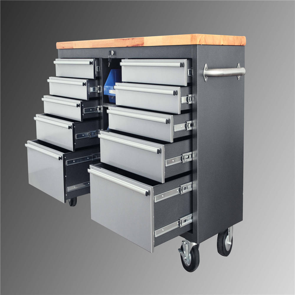 factory manufacturer drawer design roller customized tool chest
