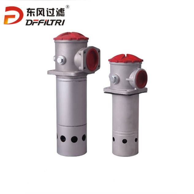 Factory direct supply TF machinery hydraulic oil suction fiberglass filter housing