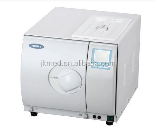 12L/16L Sınıf N buhar vakum masa üst satış için otoklav sterilizatör
