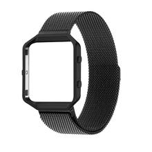 For Fitbit Blaze Band, Milanese Loop Stainless Steel Mesh Watch Band Wrist Strap For Fitbit Blaze