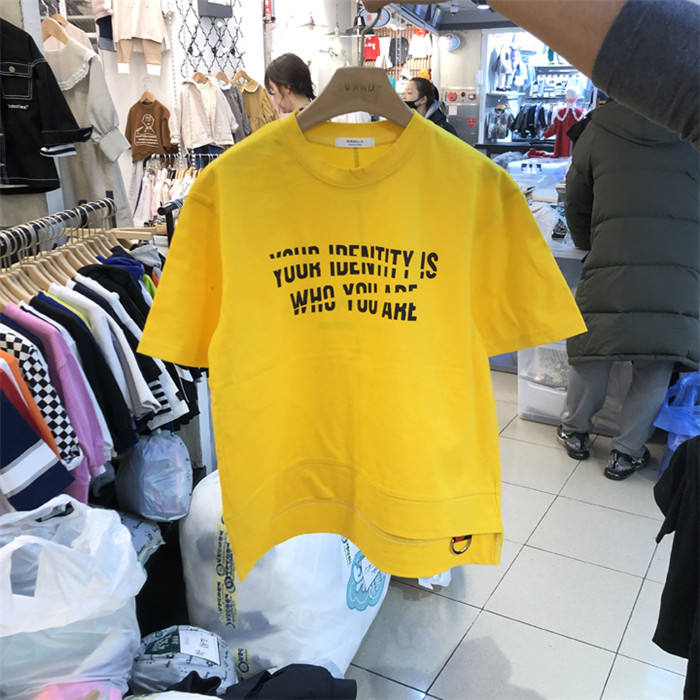 Cheap Wholesale Custom Print kids Children Wear Back To School Tshirt Direct From China Manufacturer