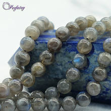blue light labradorite rough natural stone beads african jewelry beads