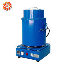 High Efficiency Fast Heating 5kg Gold Melting Machine Copper Scrap Smelting Furnace