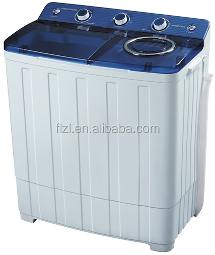 NEW Twin tub/semi auto washing machine MZ82-288s with good quality large 8.2kg wash tub
