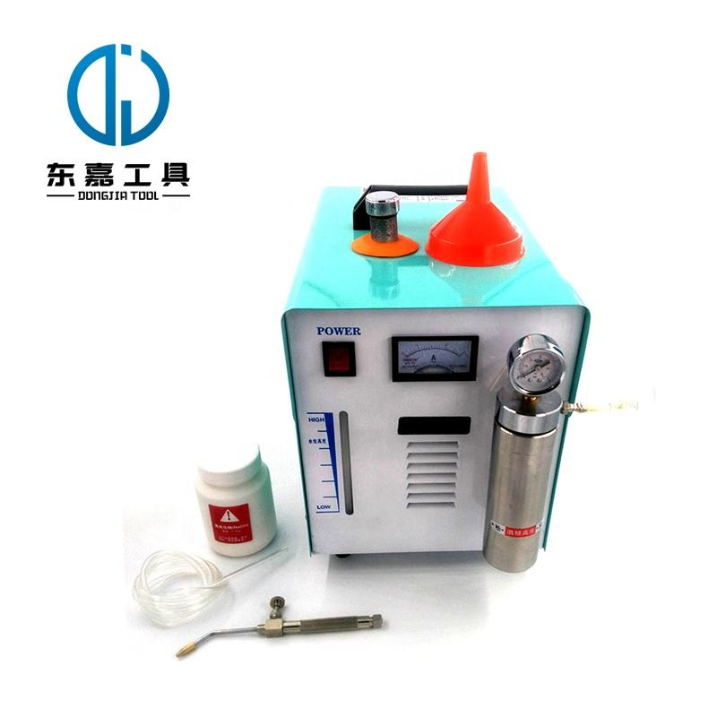 Flame Polishing Machine