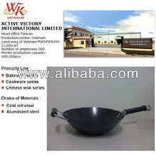36cm chinese wok/cookware/Cheap cookware/carbon steel