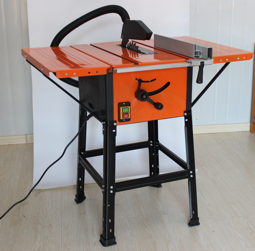 Circular table saw for wood cutting machine RTS250M