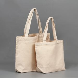 customized printed OEM production 12 oz canvas tote shopping bag with gusset made in wenzhou hangzhou