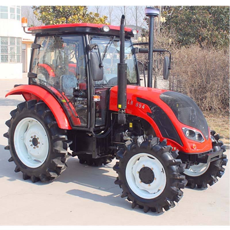85hp Chinese Agricultural Tractor Manufacturers,4WD Tractor Farm Machinery Philippines