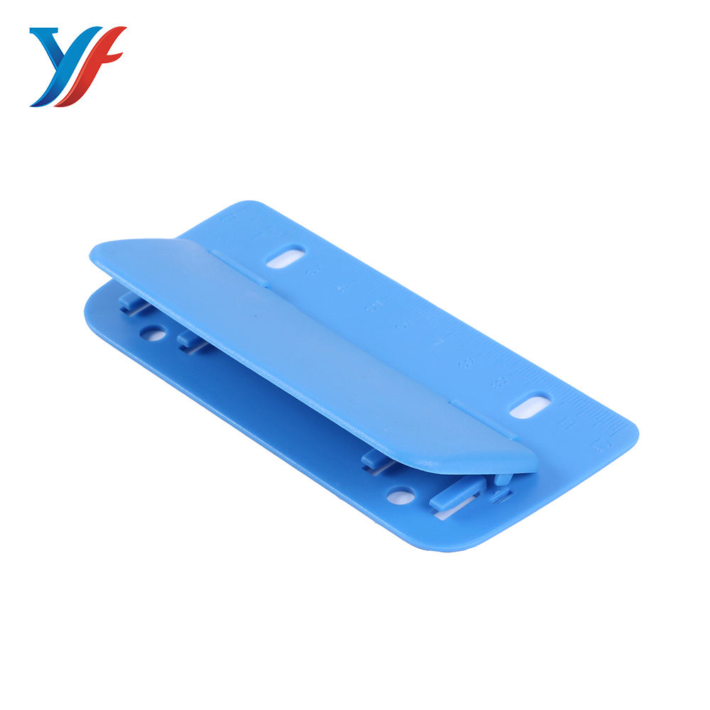 China wholesale silver plastic hole puncher for office file