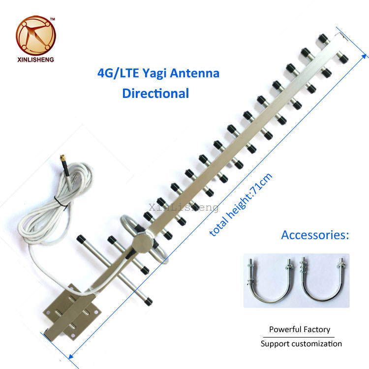 Remote Draadloze Outdoor Directionele Antenne 28dB Lte 4G Yagi Antenne