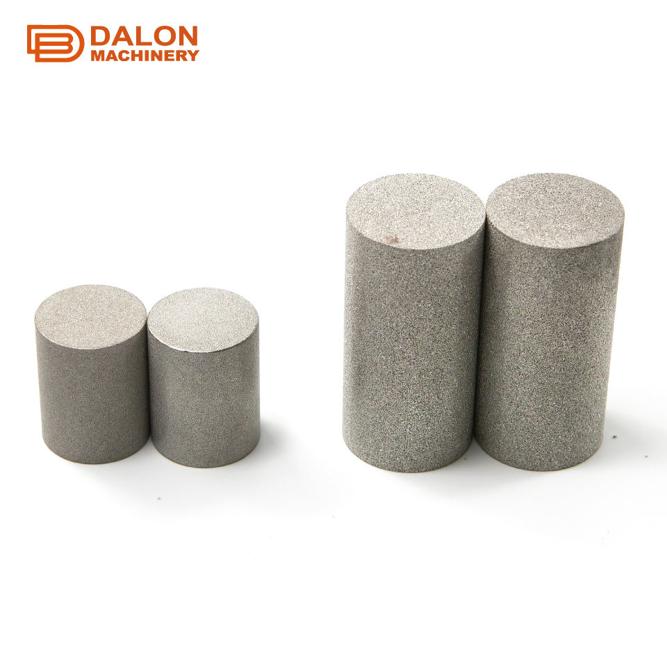 ss/pp sintered metal stainless steel oil filter cartridge