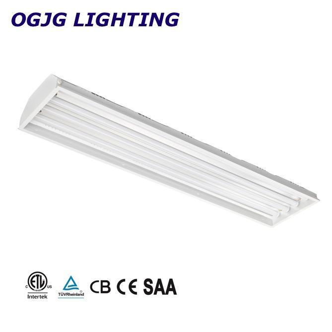 T8 ersatz hängenden fluoreszierende latte art industrielle hohe bucht lineare schlauchlicht 180 watt lager led leuchte